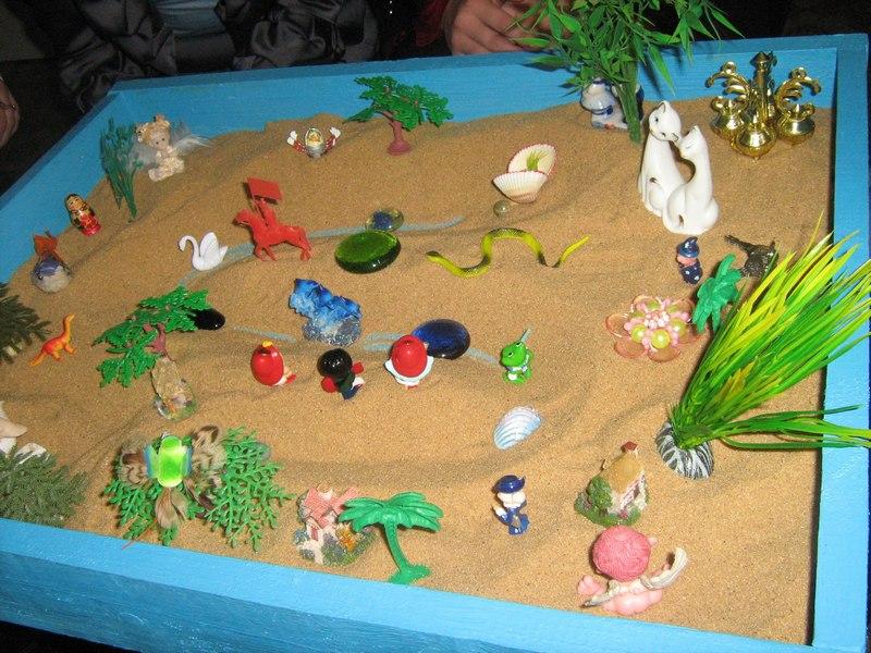 игры на песке с картинками долго думая